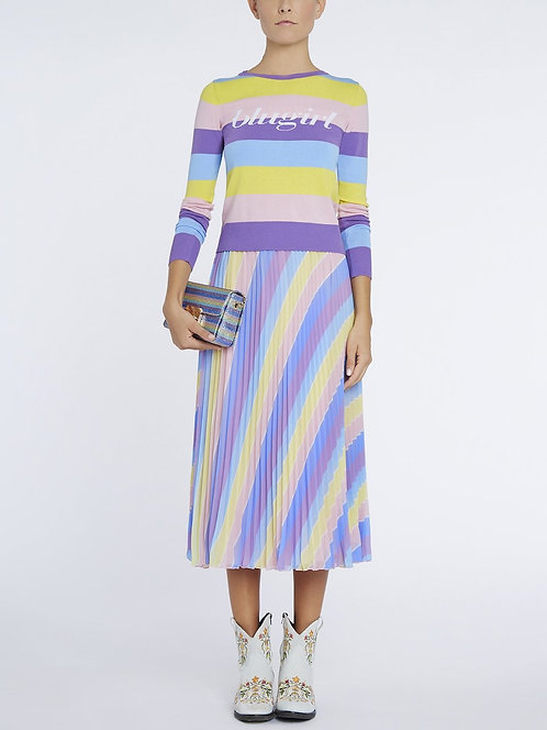 BLUGIRL Pleated skirt