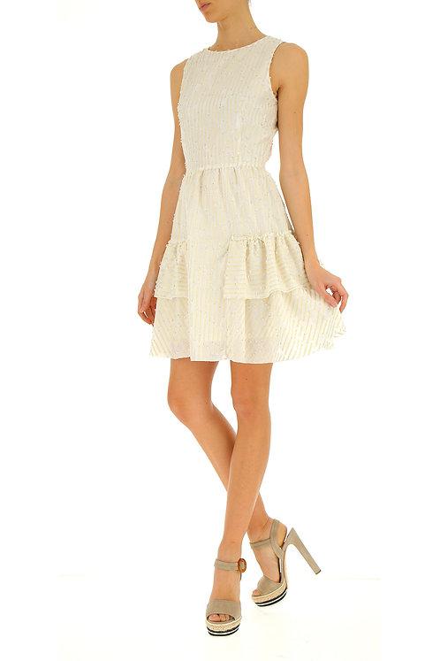 BLUGIRL Dress with layers