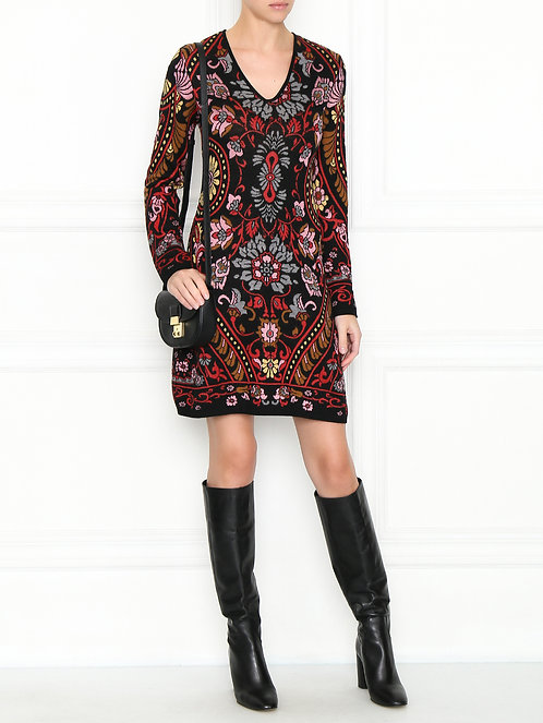 ALBERTA FERRETTI Print dress