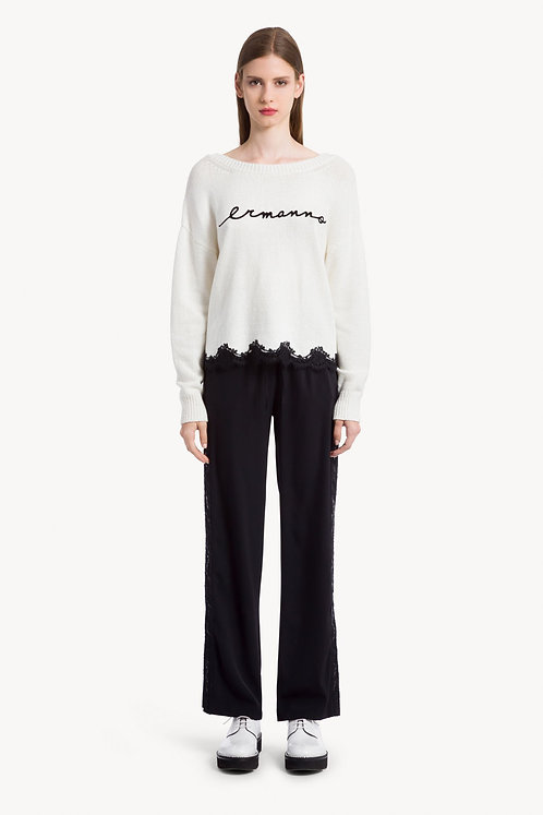 ERMANNO Sweater 2in1