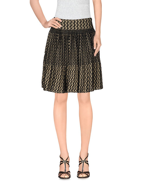 BLUMARINE Knitted Skirt