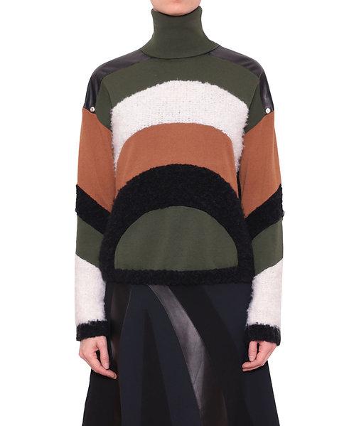EMANUEL UNGARO Turtleneck Sweater