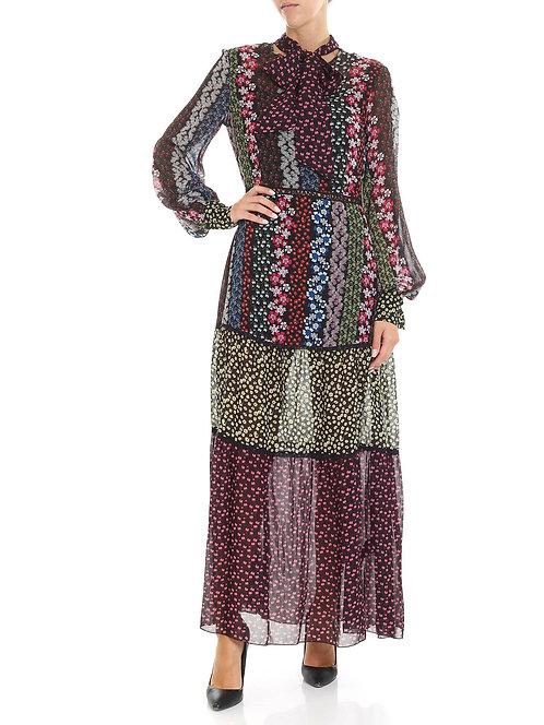 ermanno scervino sofia shop online long dress with print