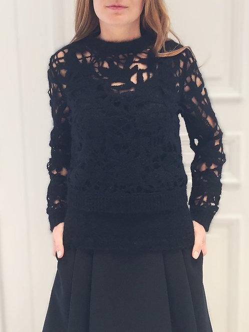 ALBERTA FERRETTI Mohair Sweater