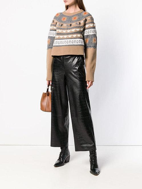 ALBERTA FERRETTI Short sweater