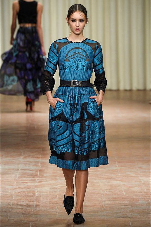 Alberta Ferretti Fashion Show Look12