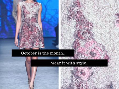 Alberta Ferretti Dress                                        Pick of the week (03.10-09.10)