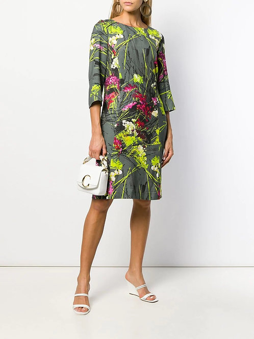 BLUMARINE A-line dress