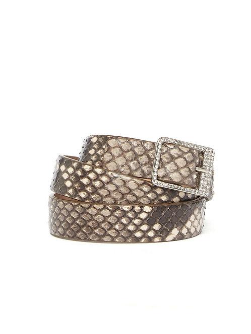 python belt blumarine shop online