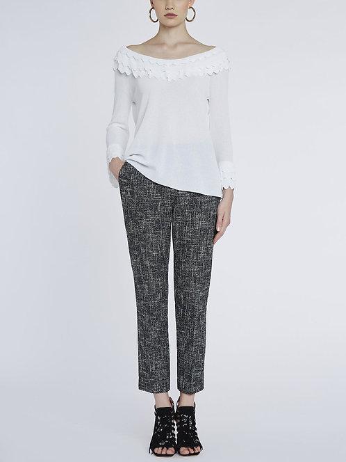 BLUMARINE Trousers