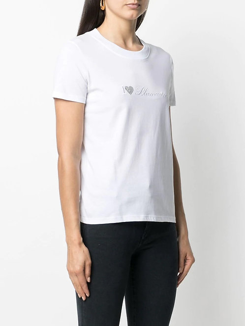 BLUMARINE Basic t-shirt