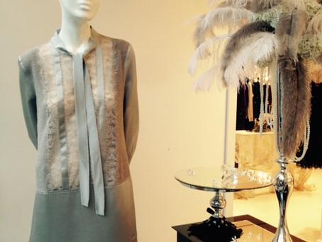 Alberta Ferretti Silk Wool Lace Dress                              Pick of the week (17.10-23.10)
