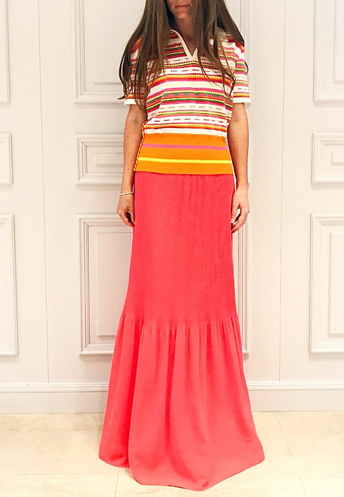 BLUMARINE Long Skirt