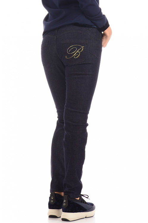 Blumarine Jeans with logo