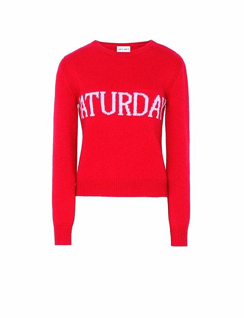 SATURDAY Regular Sweater