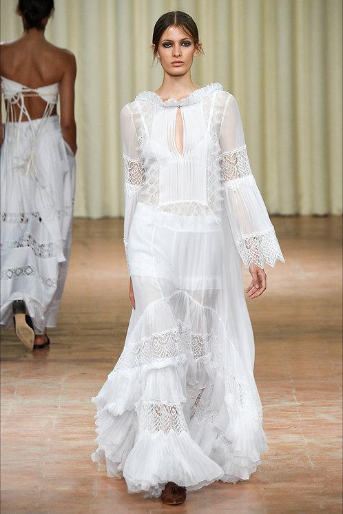 Alberta Ferretti Fashion Show Look15