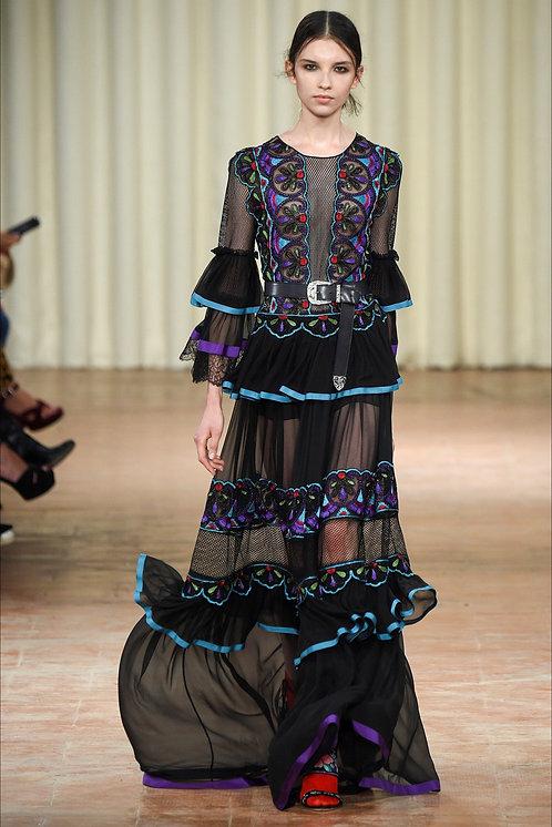 Alberta Ferretti Fashion Show Look8