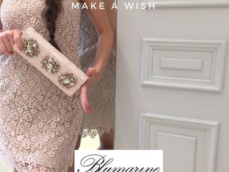 Make a wish, choose Ermanno Scervino!