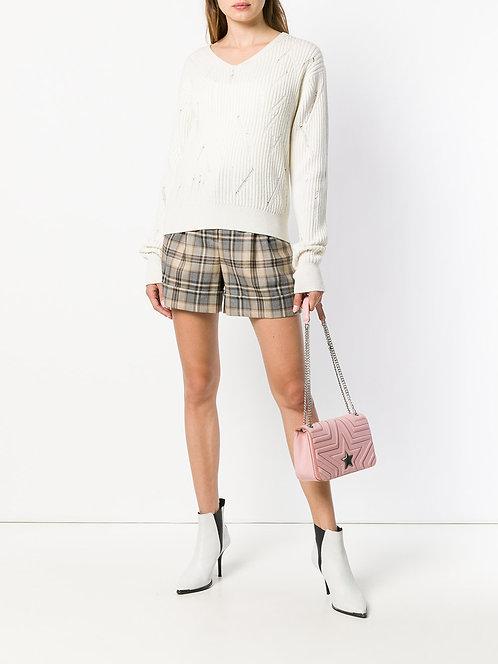 wool shorts alberta ferretti