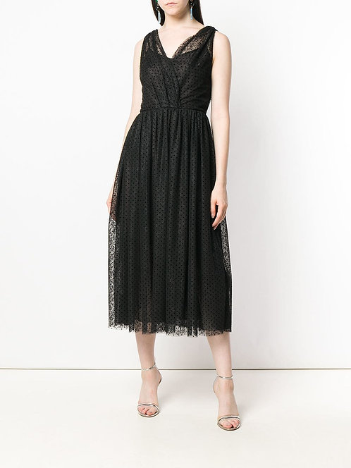 ERMANNO Tulle dress