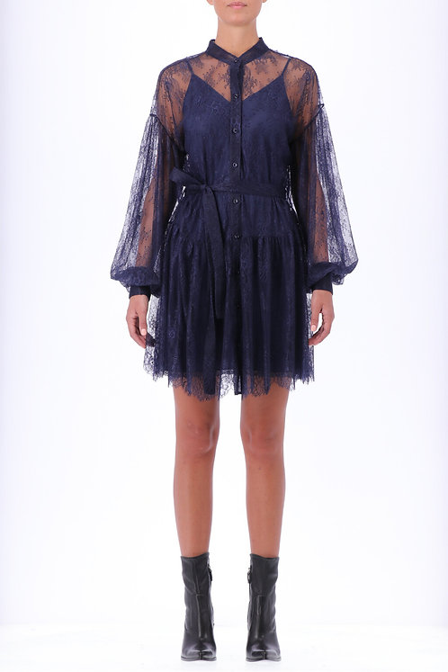 ERMANNO FIRENZE Lace dress