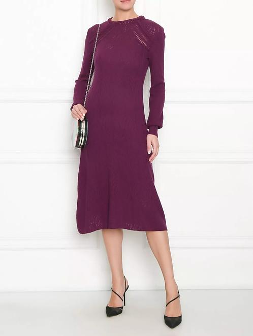 ALBERTA FERRETTI Fine knit dress