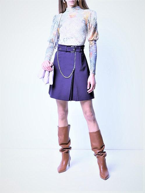 ALBERTA FERRETTI A-line mini skirt