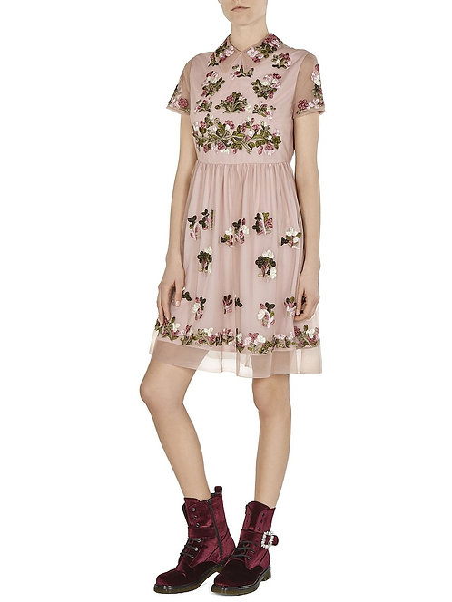 blugirl dress with roses new collection online sofia bulgaria