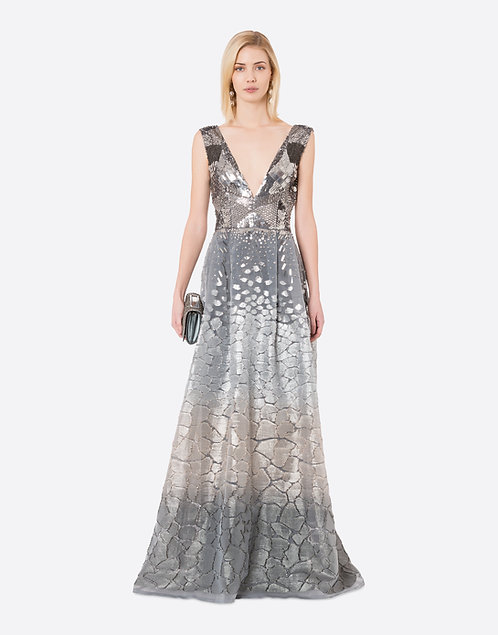 ALBERTA FERRETTI Long gown