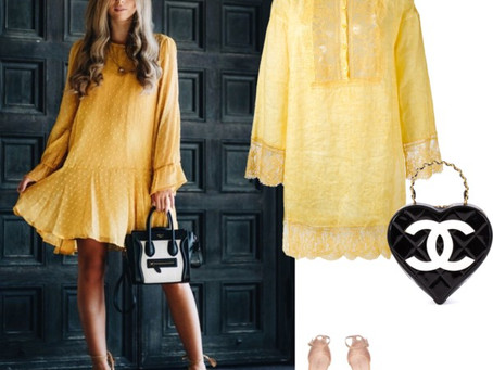 50 Shades of Yellow by Ermanno Ermanno Scervino