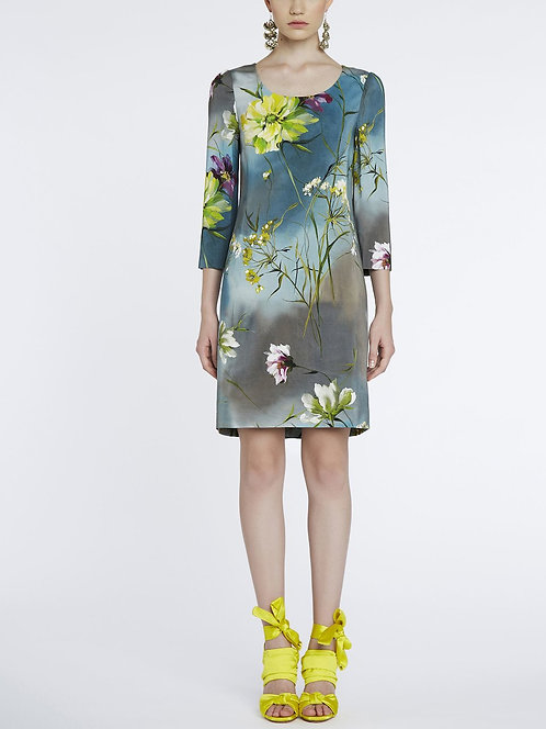 BLUMARINE Dress with print