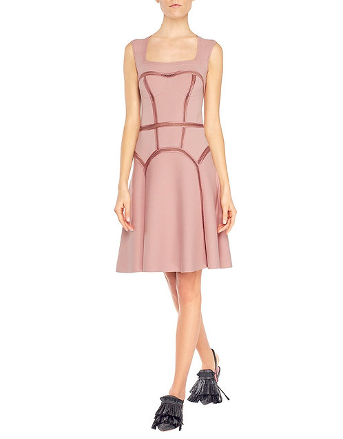 BLUMARINE Pink Dress