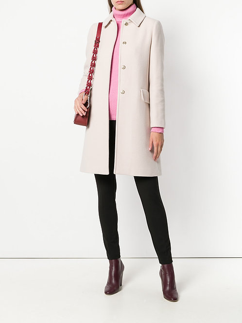 wool coat blugirl new collection