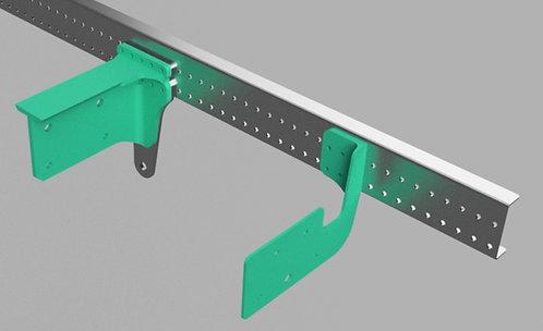 3D printed Adapter for Tamiya fenders