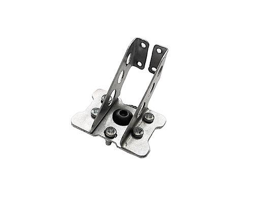 Spare wheel holder mk2 for Tamiya 1/14 truck
