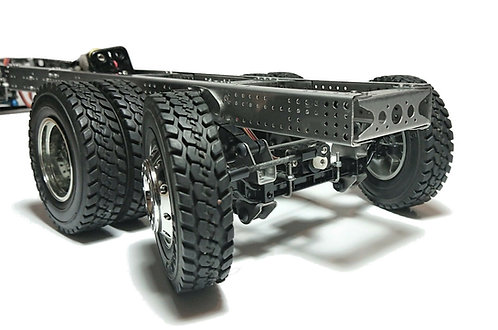 Rear turning axle MOD