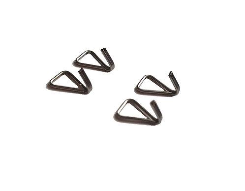 4x Wire hook