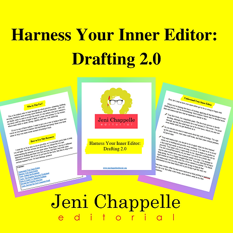 Harness Your Inner Editor_ Drafting 2.0