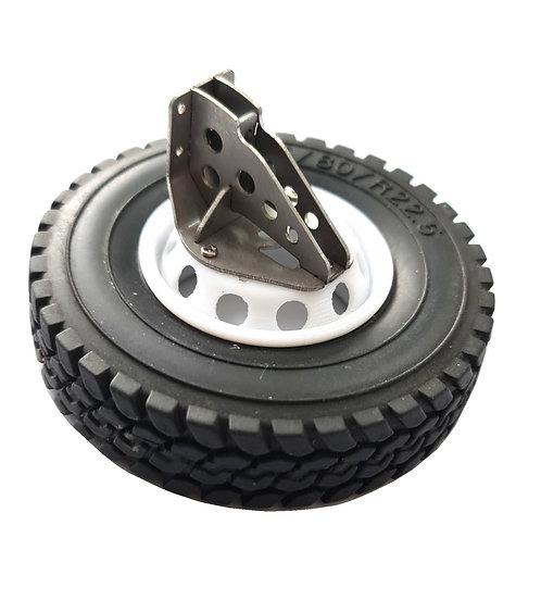 Spare wheel holder mk3 for 1/14 truck