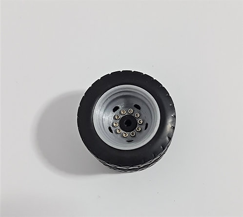 Rims for 50mm tires (3D printed) 1 set for axle
