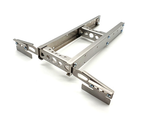 Frame extend 150mm for Tamiya 1/14 truck
