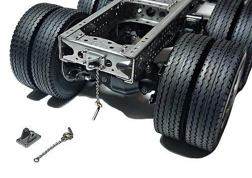 Rear drag hook for 1/14 trucks