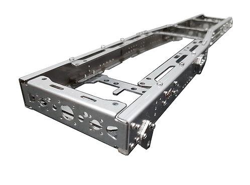 665mm Frame 8x4 6x4 6x2 LONG for Tamiya 114 truck STEEL