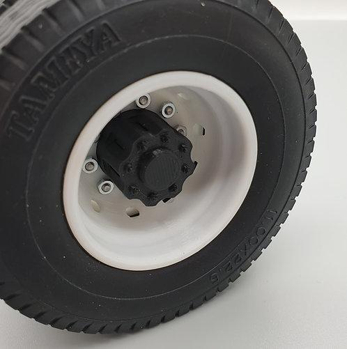 Euro scale rear rims 2 sets