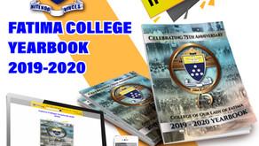 Fatima Yearbook 2019-2020