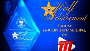 Fatima College Hall of Achievement on TTT