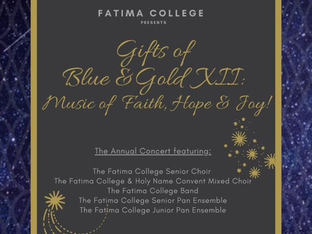 GIFTS OF BLUE AND GOLD XII