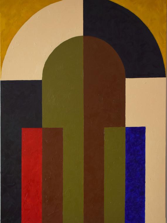 Colorful Art Deco spirit