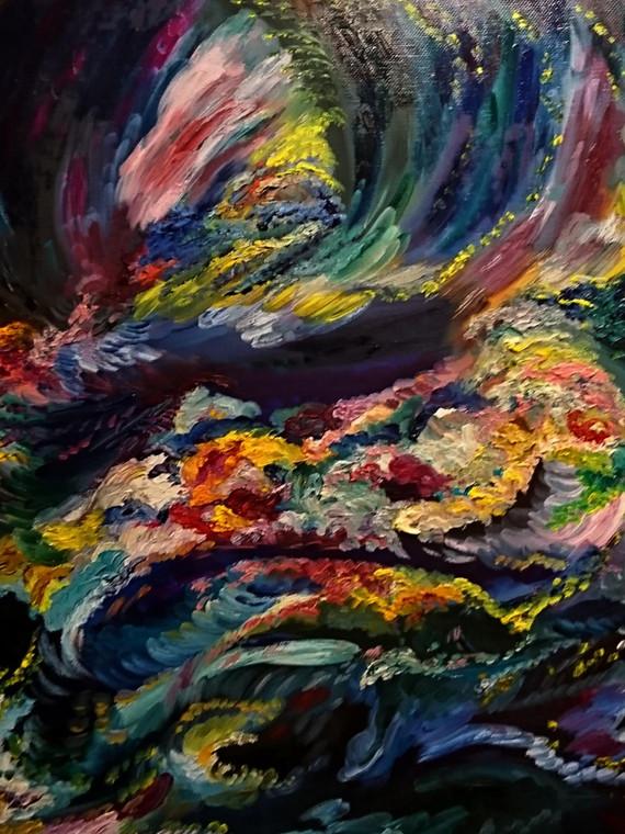 Цветочная пещера