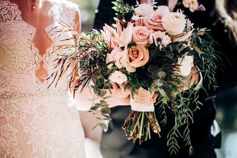 Wild Blush Bouquet